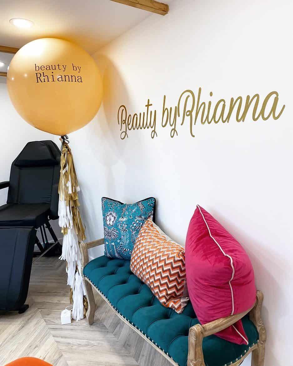 Beauty by Rhiana BillyOh Fraya Pent Log Cabin Summerhouse sign