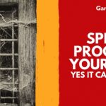 Spider Proofing Your Shed – Yes It Can Be Done