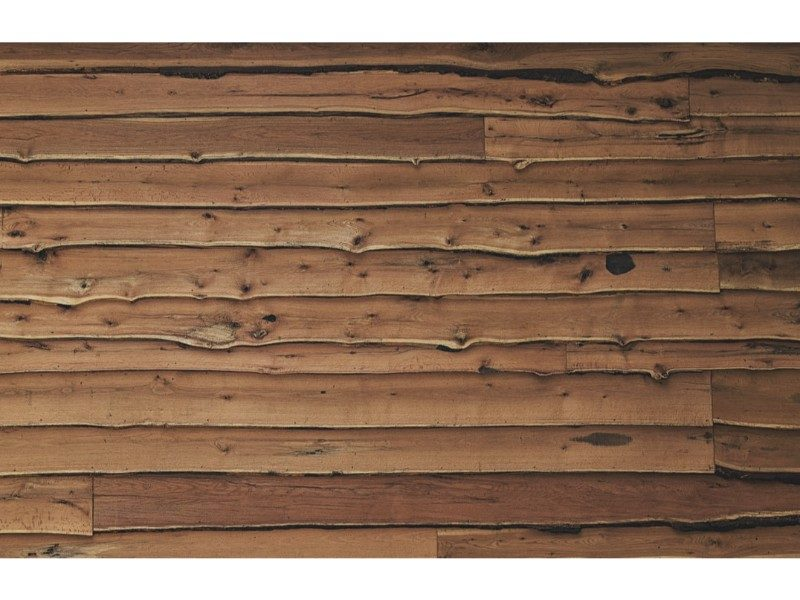 overlapping wooden boards