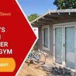 Customer Spotlight: Jennifer's Winchester Log Cabin Gym
