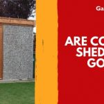 Are Concrete Sheds Any Good?