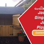 Customer Spotlight: Joanne's Gingerbread Junior Playhouse