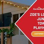 Customer Spotlight: Zoe's Brand New BillyOh Playhouse
