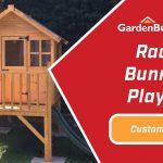 Customer Spotlight: Rachel's Bunny Max Tower Playhouse