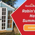 Customer Spotlight: Robin's BillyOh Harper Summerhouse