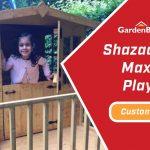 Customer Spotlight: Shazad's Bunny Tower Playhouse