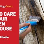 How To Care For Your Wooden Playhouse