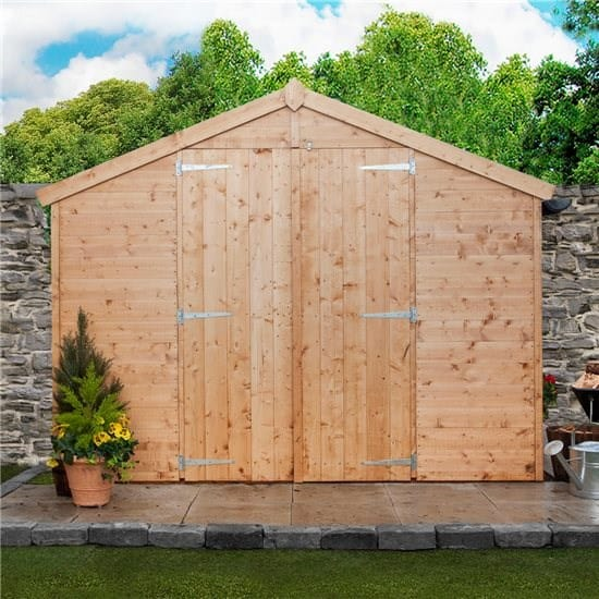 Perfect Foundation For Your Shed