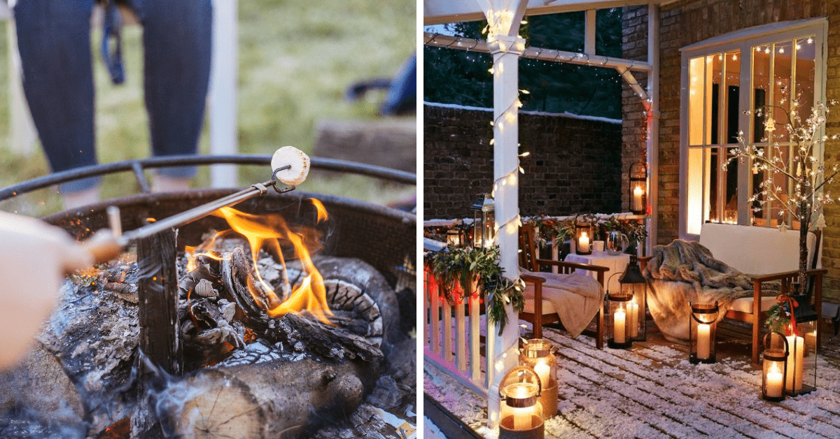 5 Ways to Enjoy Your Garden During a British Winter