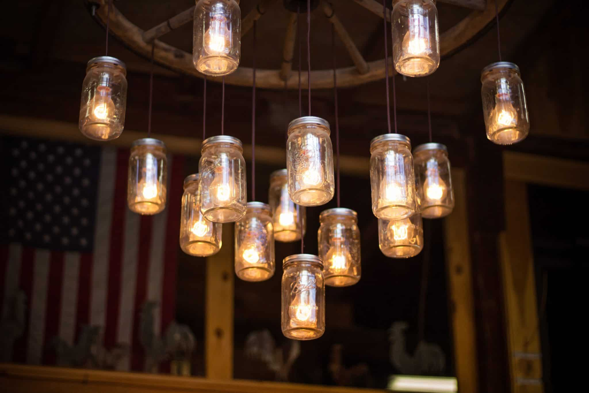 9-best-recycled-crafts-9-masonr-jar-hanging-lamps-unsplash