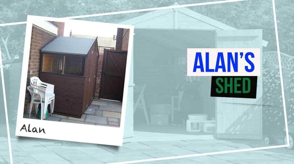 Alan's Master Apex Shed