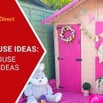 Best Playhouse Ideas: Kid's Playhouse Decorating Ideas