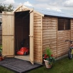 The New and Improved BillyOh 20 Range of Wooden Garden Sheds