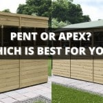 Pent or Apex – Which Shed Is Right For You?