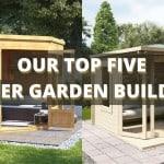 The Top 5 Corner Garden Buildings On The Market Today