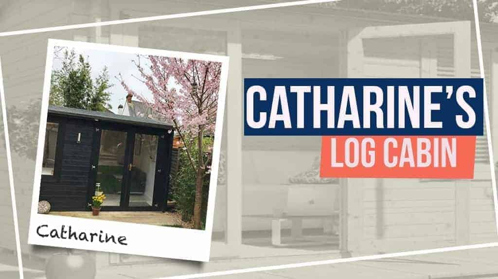 Catharine's Devon Log Cabin