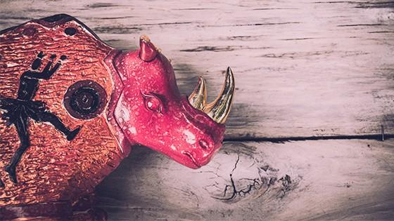 rhino souvenir collections