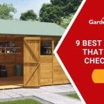 9 Best Garden Sheds that You Need to Check Out (2021)