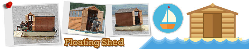 Floating Shed