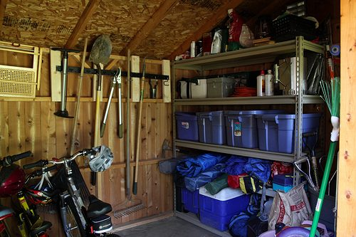 Tips to Increase Storage Space in Your Garden Shed