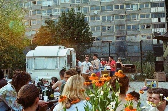 community garden mobile gardening