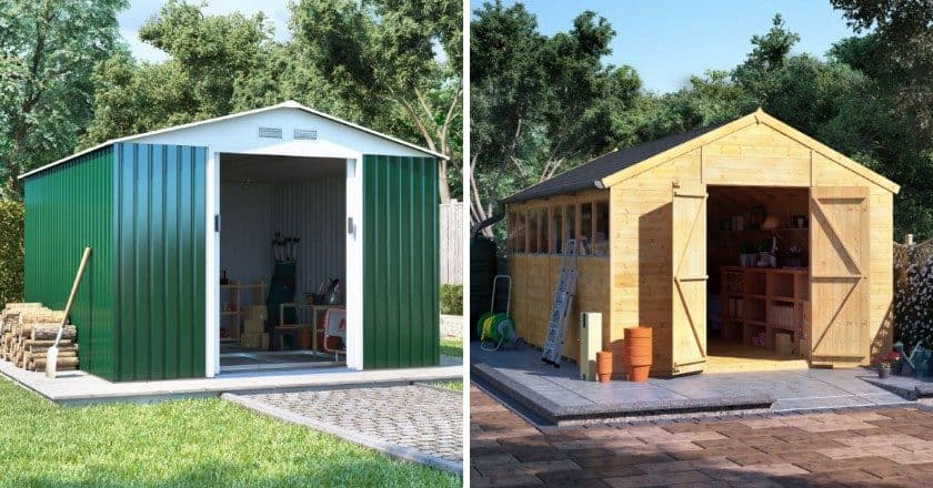 Don't Shed a Tear When Shopping for a Shed