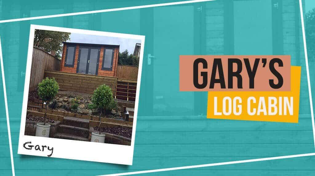 Gary's Dorset Log Cabin