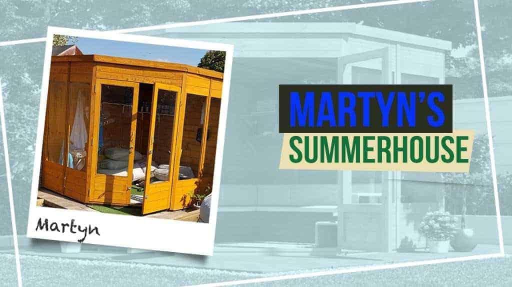 Martyn's Picton Corner SummerHouse