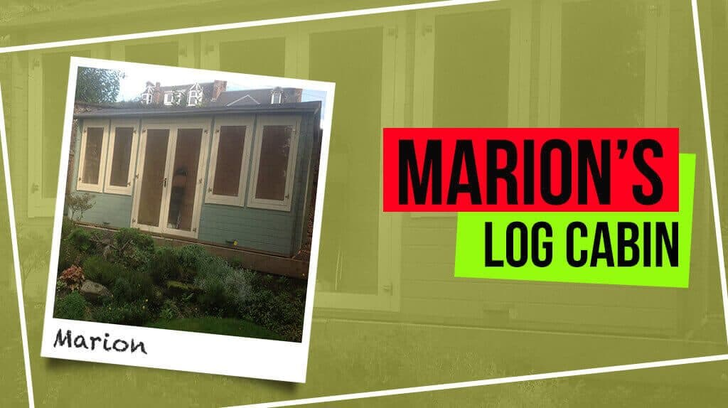 Marion's Dorset Log Cabin
