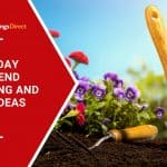 May Day Weekend Gardening and Shed Ideas