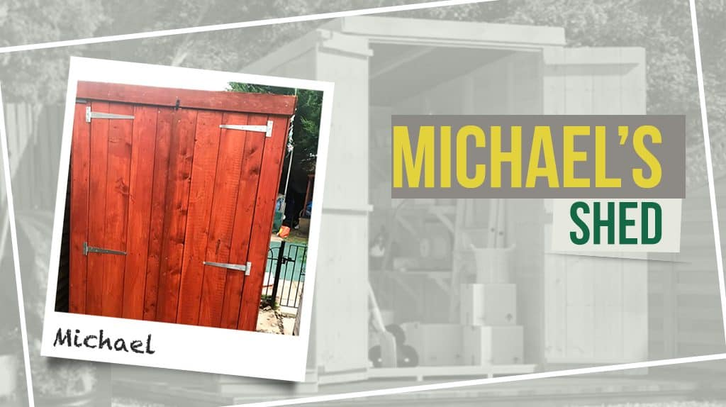 Michael's BillyOh Master Tongue and Groove Pent Shed