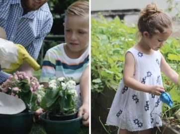 Plan a Summer Garden for Your Kids with These 6 Beneficial Tips