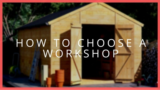 How to Choose a Workshop