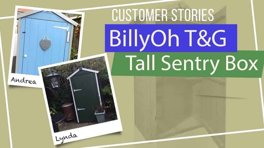 Tall Sentry Box Grande: Customer Stories