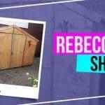 Rebecca's Master Apex Shed