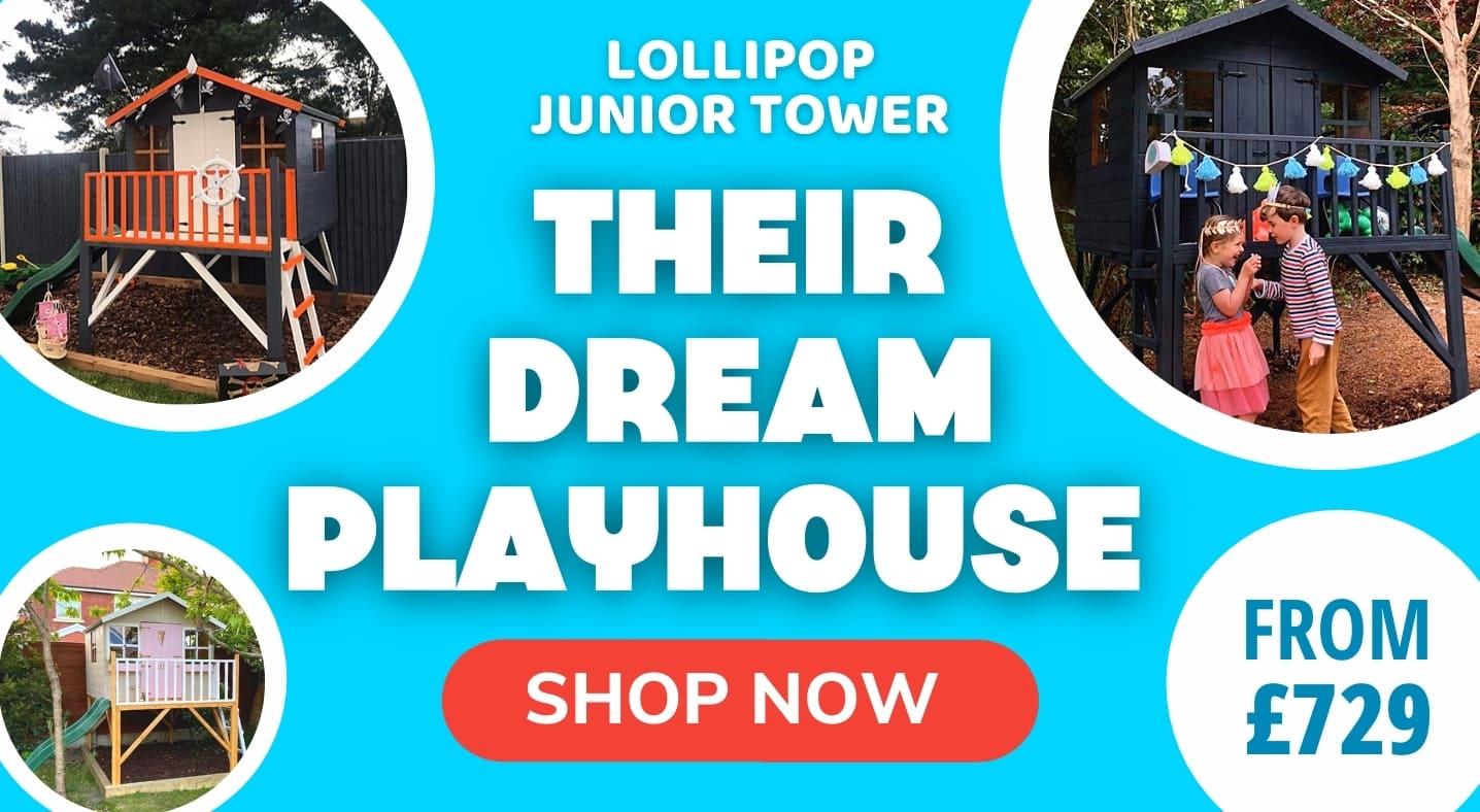 Lollipop Junior Tower