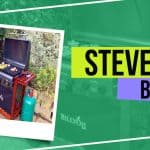 Steve's BillyOh Acorn Hooded Gas BBQ