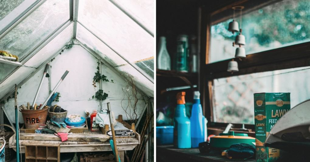 The Five Amazing Benefits of Having a Garden Shed
