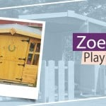 Zoe's BillyOh Bunny Playhouse