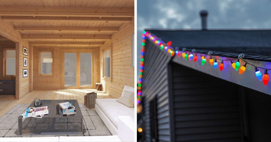 5 Ways You Can Use Your Summerhouse in Winter