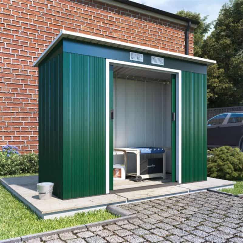 advantages-of-steel-sheds-3-maintenance-free