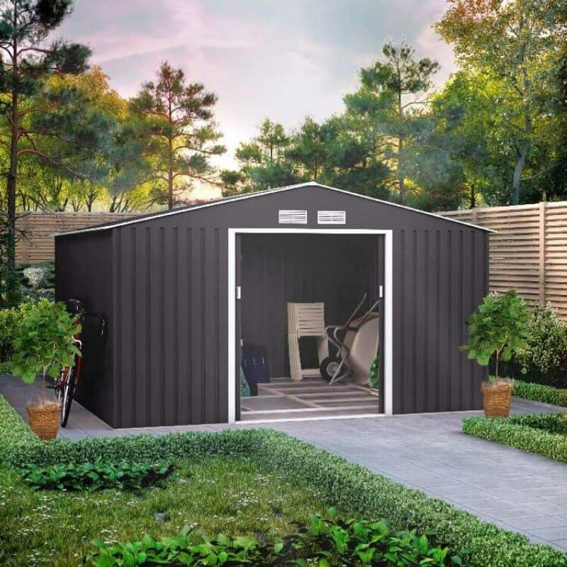 advantages-of-steel-sheds-4-no-foundation-required