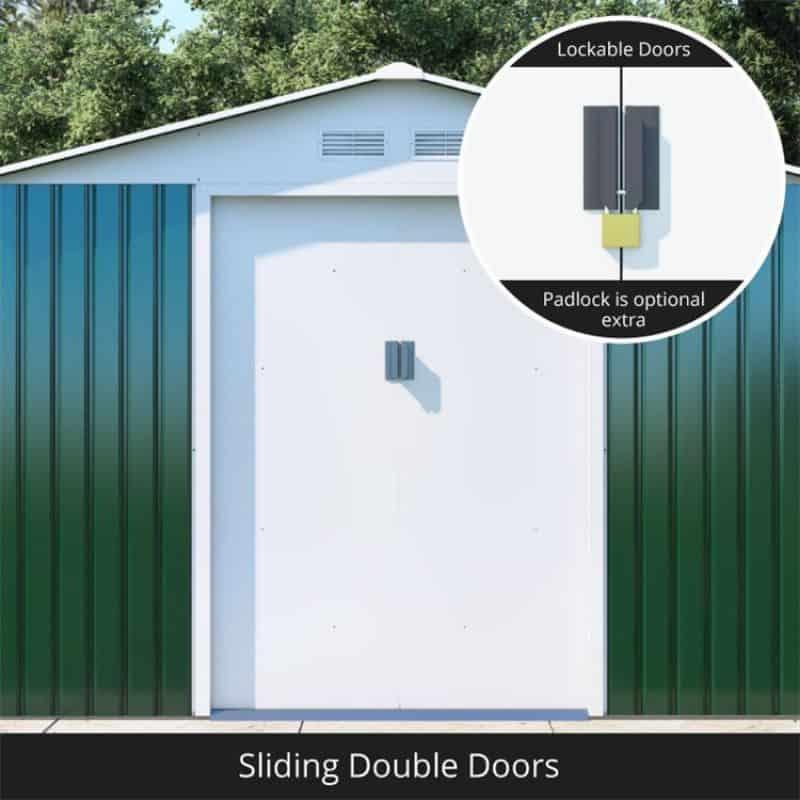advantages-of-steel-sheds-6-provides-better-security