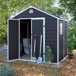 7 Best Plastic Sheds for Easy Storage (2020)