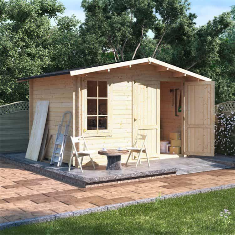 best-thickness-log-cabin-4-alpine-workshop-log-cabin