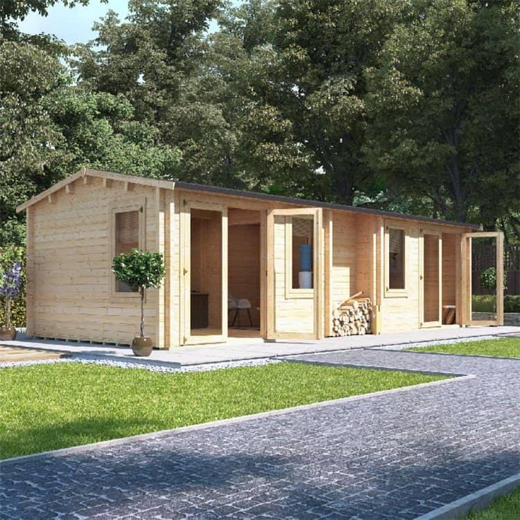 best-thickness-log-cabin-9-pod-multiroom-log-cabin