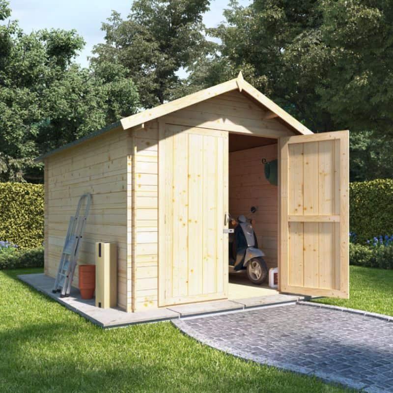 best-type-garden-shed-buy-12-billyoh-apex-windowless-heavy-duty-shed