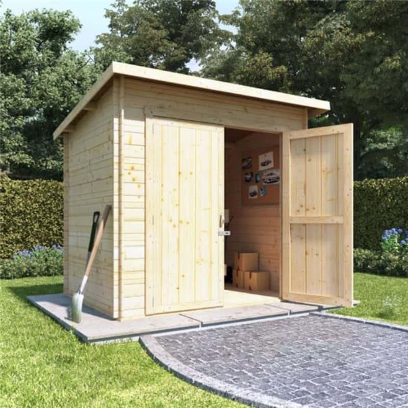 best-type-garden-shed-buy-13-billyoh-pent-windowless-heavy-duty-shed