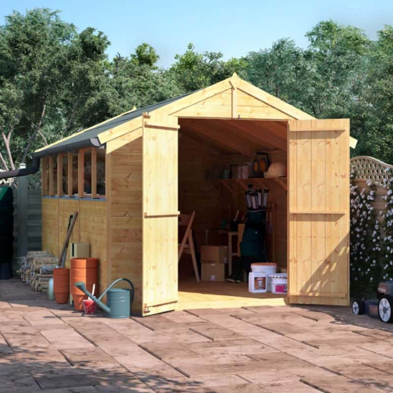 best-type-garden-shed-buy-8-billyoh-master-t&g-apex-shed