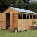 Garden Shed Maintenance – A Simple Guide